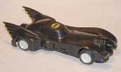 Scalextric car C465 Batmobile car